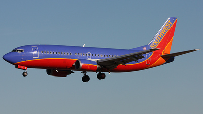 N338SW - Boeing 737-3H4 - Southwest Airlines
