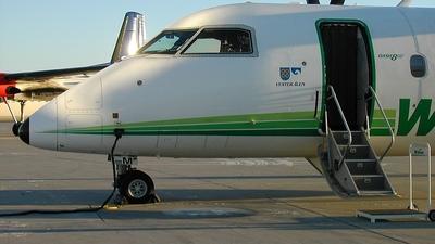 LN-WIM - Bombardier Dash 8-103 - Widerøe