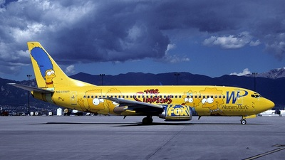 N949WP - Boeing 737-301 - Western Pacific Airlines
