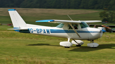 A picture of GBPAW - Cessna 150M - [15077923] - © Brian Whitelegg