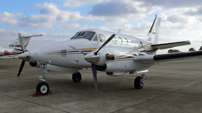 N259SC - Beechcraft E90 King Air - Private