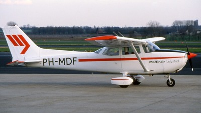 PH-MDF - Reims-Cessna F172N Skyhawk II - Martinair Flight Academy