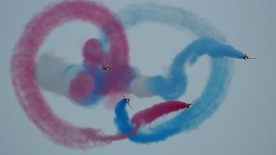 - British Aerospace Hawk T.1 - United Kingdom - Royal Air Force (RAF)