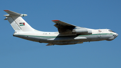 JY-JIA - Ilyushin IL-76TD - Jordan International Air Cargo