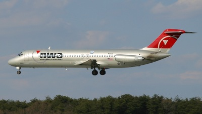 N90S - McDonnell Douglas DC-9-31 - Northwest Airlines