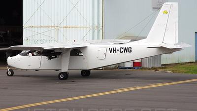 VH-CWG - Britten-Norman BN-2A Islander - Airlines of Tasmania