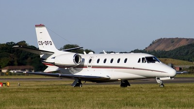CS-DFO - Cessna 560XL Citation Excel - NetJets Europe