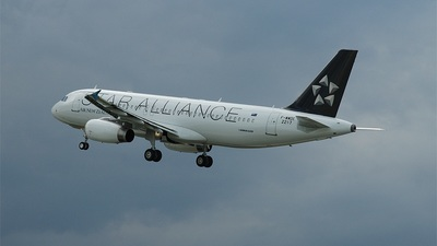 F-WWDE - Airbus A320-232 - Air New Zealand