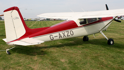 A picture of GAXZO - Cessna 180 - [31137] - © Jeroen Stroes