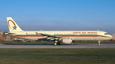 D-AVZO - Airbus A321-211 - Royal Air Maroc (RAM)