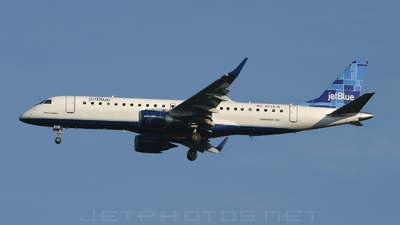 N238JB - Embraer 190-100IGW - jetBlue Airways