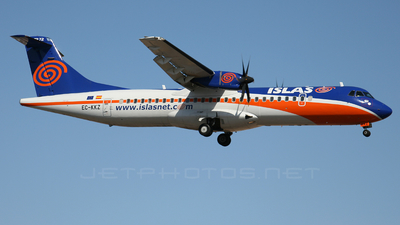 EC-KKZ - ATR 72-212A(500) - Islas Airways