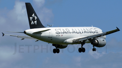 N703UW - Airbus A319-112 - US Airways