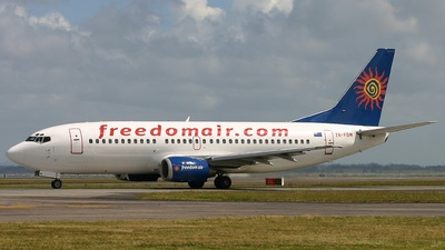 ZK-FDM - Boeing 737-3M8 - Freedom Air