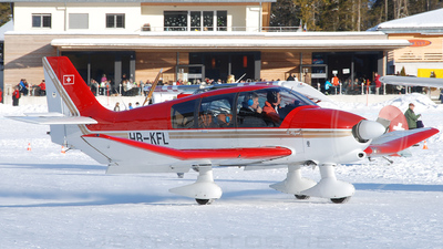 A picture of HBKFL - Robin DR400/180 - [1908] - © Mirko Bleuer