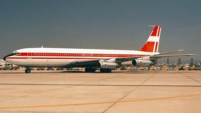TF-IUC - Boeing 707-344B - Club Air (Omega Air)