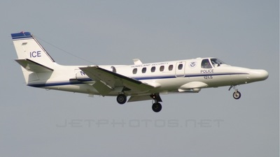 A picture of N26496 - Cessna 550 Citation II - [5500607] - © Blend Qatipi
