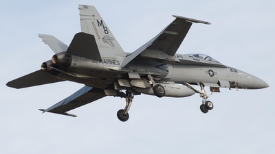 162411 - McDonnell Douglas F/A-18A+ Hornet - United States - US Marine Corps (USMC)