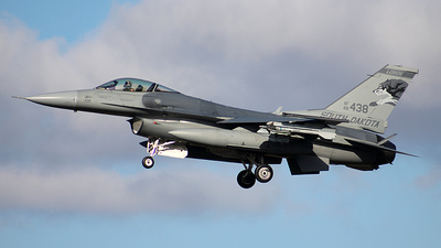 88-0438 - General Dynamics F-16C Fighting Falcon - United States - US Air Force (USAF)
