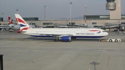 G-BNWY - Boeing 767-336(ER) - British Airways