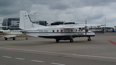 PH-IOL - Dornier Do-228-200 - SCD Aviation