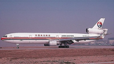 B-2171 - McDonnell Douglas MD-11 - China Eastern Airlines
