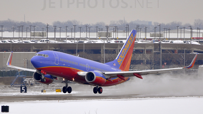 N734SA - Boeing 737-7H4 - Southwest Airlines