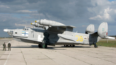 06 - Beriev Be-12 - Ukraine - Navy