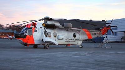 189 - Westland Sea King Mk.43B - Norway - Air Force