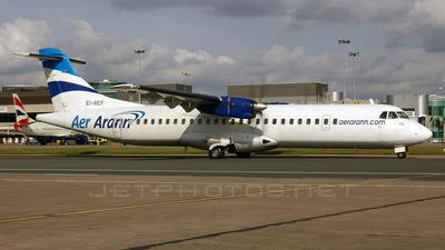 EI-REF - ATR 72-202 - Aer Arann
