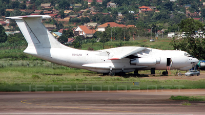 S9-SAB - Ilyushin IL-76 - Aerolift