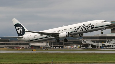 N309AS - Boeing 737-990 - Alaska Airlines