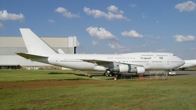 TF-ARS - Boeing 747-357 - Saudi Arabian Airlines (Air Atlanta Icelandic)