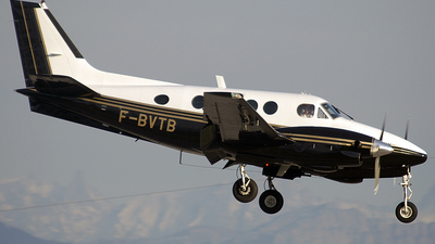F-BVTB - Beechcraft C90 King Air - Private