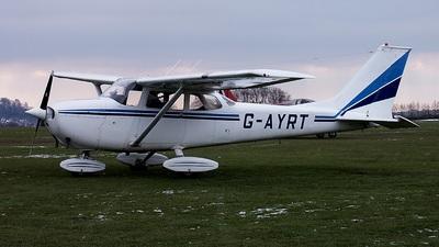A picture of GAYRT - Cessna F172K Skyhawk - [0777] - © Paul Chandler