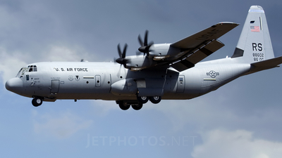 08-8602 - Lockheed Martin C-130J-30 Hercules - United States - US Air Force (USAF)