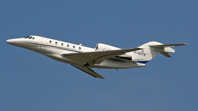 N750TX - Cessna 750 Citation X - Private