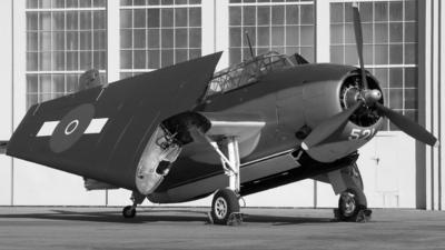 NZ2504 - Grumman TBF-1C Avenger - New Zealand - Royal New Zealand Air Force (RNZAF)