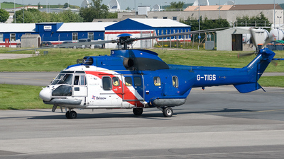 A picture of GTIGS - Airbus Helicopters H215 - [2086] - © scott wright