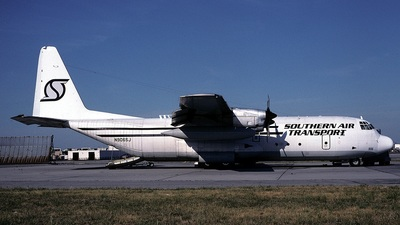 N906SJ - Lockheed L-100-30 Hercules - Southern Air Transport