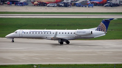 N11193 - Embraer ERJ-145XR - Continental Express (ExpressJet Airlines)