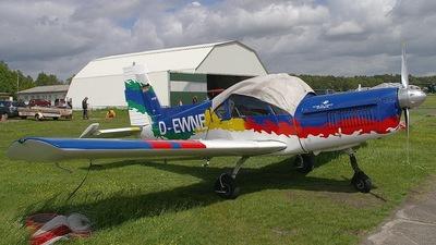 D-EWNE - Zlin Z-42 - Private
