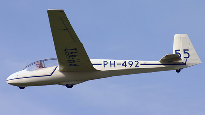 A picture of PH492 - Alexander Schleicher ASK13 - [13467] - © Jeroen Stroes