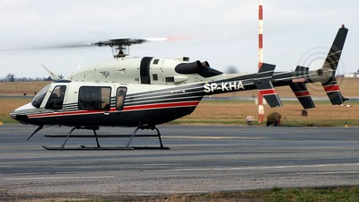 SP-KHA - Bell 427 - Private
