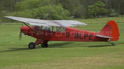 G-BLPE - Piper L-18C Super Cub - Private