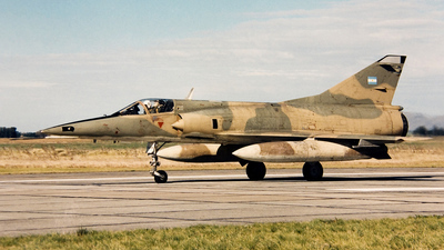 C-610 - Dassault Mirage 5A Mara - Argentina - Air Force