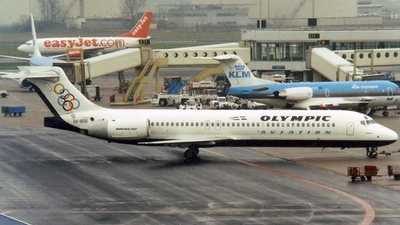 SX-BOB - Boeing 717-2K9 - Olympic Aviation