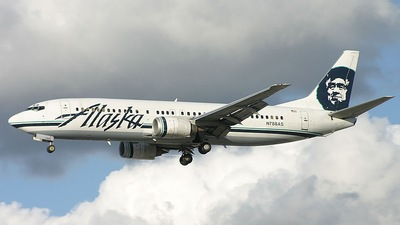 N788AS - Boeing 737-490 - Alaska Airlines