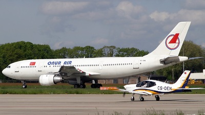 TC-ONL - Airbus A300B4-103 - Onur Air