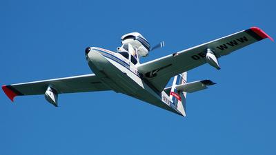 OE-WWW - Lake LA-4-200 Buccaneer - Private